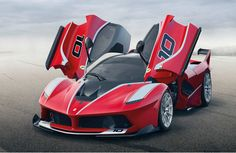 This video is AWESOME! Ferrari FXX K on track in Abu Dhabi (VIDEO)