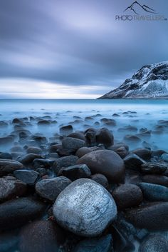 Tipps Landschaftsfotos Strand Lofoten