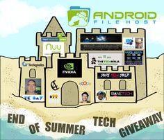 End of Summer Tech Giveaway (19 Prizes)