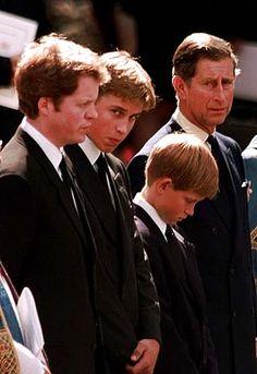 Princess Diana Death Funeral
