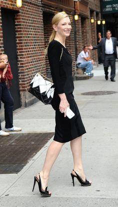 A wonderful week of Cate Blanchett Lainey Gossip Entertainment Update