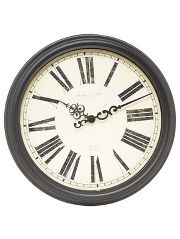 George Home Old World Wall Clock
