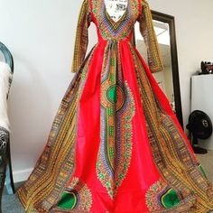 African Wear, African Attire, African Dress, African Fashion, African Clothes, Dashiki Prom Dress, African Prom Dresses, Ankara, Couture