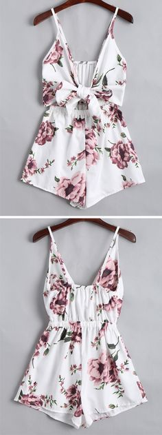 P-P-P-Pick Up A Floral romper. Zaful,Jumpsuits&Rompers,Skirts,Leggings,Pants,Shorts,Jeans,Red bottoms,Harem pants,Bodysuit,Midi skirt,Black jumpsuits,Black rompers,to find different bottom ideas @zaful Extra 10% OFF Code:ZF2017