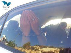 Polícia israelense prende chefe do crime organizado Nissim Alperon.