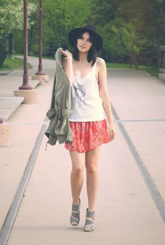 Ania Boniecka, from our Spring Style Blogger Contest