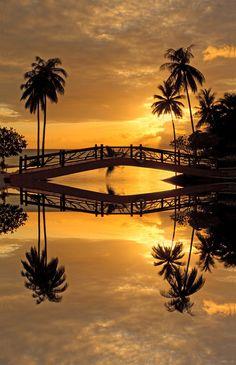 Phi Phi island at sunrise