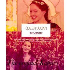 The original Katniss!!