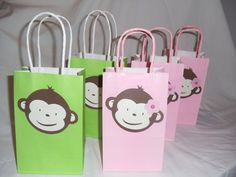 Mod Monkey Goodie Bags