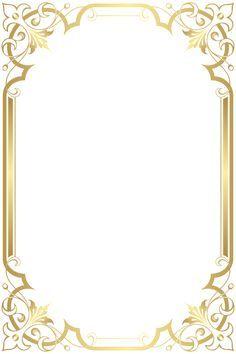 Border Frame Transparent Clip Art