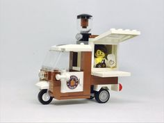 Image result for lego coffee cart