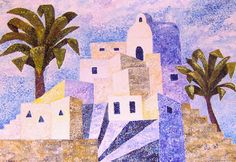 """""""Εικαστικό Καφενείο""""  Μαθήματα ζωγραφικής online • """"Le Cafe des Artistes"""" painting courses: Κάθε Πέμπτη • Μάθημα 38"""
