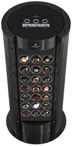 Hublot Watch Winder Safe By Dottling- Read what this thing can do!!