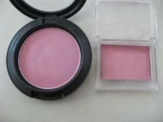 Dupe Alert: MAC Well Dressed and ELF Shy