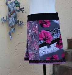 Skirt for women Summer skirt Knee length skirt by KennaInAfrica
