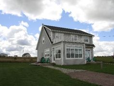 Cottage rental Belle River Prince Edward Island has baby crib