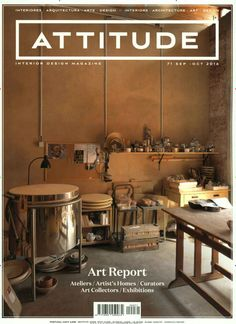 Art Report. Gefunden in: Attitude Portugal, Nr. 71/2016