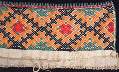 FolkCostume&Embroidery: East Telemark, Norway, embroidered shirts for Raudtrøye and Beltestakk Color Shapes, Embroidered Shirts, Norway, Bohemian Rug, Patches, Colours, Costumes, Quilts, Embroidery