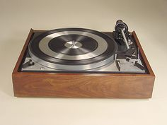 The Dual 1219 turntable. Hi-Fi yumminess from 1970.