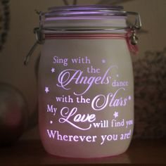 Sing with the angels...