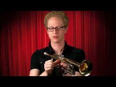 How to Play the Trumpet : How to Begin Playing the Trumpet - YouTube