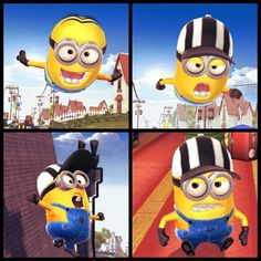 despicable me - Minions  | via Tumblr on We Heart It. https://weheartit.com/entry/66382006/via/Bestiphone5caseshop Funny Minion, Minion Movie, Cute Minions, Minions What, Minion Gif, Minions Despicable Me, My Minion, Minions Images, Minion Pictures