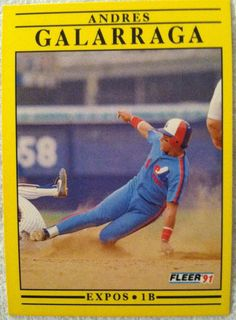 34 Best 1991 Fleer Images In 2016 Baseball Cards Baseball