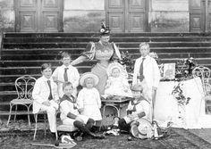Kaiserin Augusta Victoria Wedding | Die Kinder von Kaiser Wilhelm II. und Kaiserin Auguste Victoria