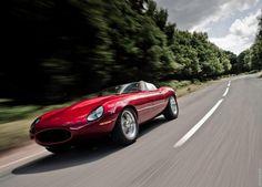 2011 Jaguar E Type Speedster