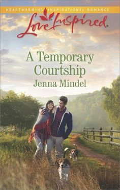 Jenna Mindel - A Temporary Courtship / https://www.goodreads.com/book/show/30423022-a-temporary-courtship