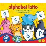 Alphabet Lotto Game from Orchard Toys. Learn the letters of the alphabet in this fun lotto game! Choose which side of the board you play on and try Fun Learning Games, Literacy Games, Abc Games, Early Learning, Kids Learning, Lotto Online, Lotto Games, Orchard Toys, Learning The Alphabet
