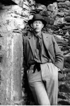 """Poet W.H. Auden """"He was my North, my South, my East and West, My working week and my Sunday rest, My noon, my midnight, my talk, my song; I thought that love would last forever: I was wrong.The stars are not wanted now: put out every one;Pack up the moon and dismantle the sun;Pour away the ocean and sweep up the wood.For nothing now can ever come to any good. """""""