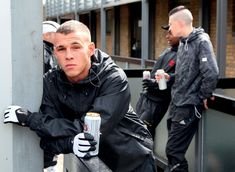 Scally Lads- these are the boys she knocks around with- love and belonging