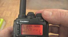 How to work amateur radio satellites with your handheld (HT) radio