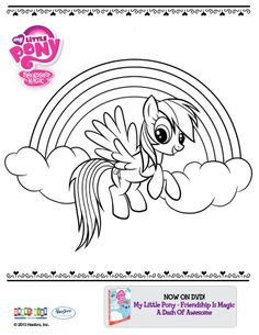 My Little Pony Malvorlagen Ausmalbilder Fr Kinder