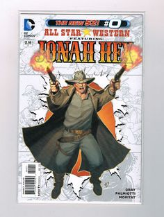 ALL-STAR WESTERN 0-19 Great Modern Age run from DC Comics! All 1st print! NM http://r.ebay.com/gfpRBn