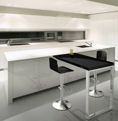 1000 images about cocina on pinterest contemporary - Barra para cocina ...