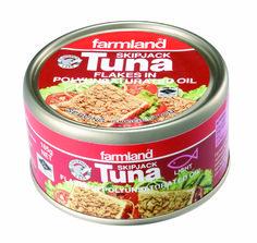 Tuna Flakes in Oil