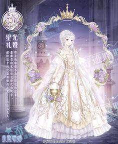 奇迹暖暖 新版本即将开启 苹果联邦 【星光礼赞】 ——群星的璀璨不及你眼底的温柔,蔷薇花的私语诉说绝代的风华。献给这个时代最璀璨的星光——洛洛莎夫人。
