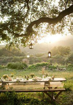 Vintage Rose #Brocante #outdoor #picknick