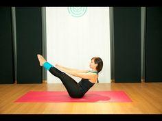 Pilates em Casa - Aula Nº1 - NÍVEL INICIANTE - YouTube