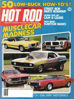 hot rodder magazine