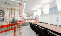 Bold Office Design