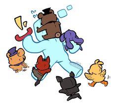 Ballora Fnaf, Anime Fnaf, Five Nights At Freddy's, Animatronic Fnaf, Fnaf Baby, Fnaf Sister Location, Fnaf Characters, Fnaf Drawings, Drawing Reference