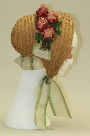 Znalezione obrazy dla zapytania bonnet construction 1840