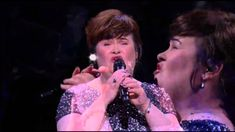 Susan Boyle on Joel Osteen: Miracle Hymn Song & The Christmas Candle Sto...
