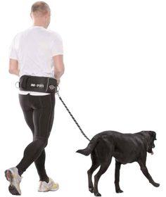 Ir a producto, cinturon deporte, cinturon deporte con perro, collar perro, cadena perro