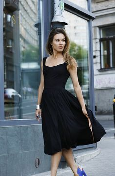 Sukienka Rzymskie Wakacje - Risk Made in Warsaw