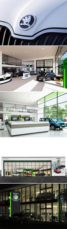 Skoda_Shop Design_by SYNDICATE DESIGN AG #brand #corporate #design #syndicate