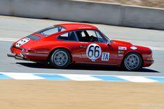Nelson Calle's 1967 Porsche 911
